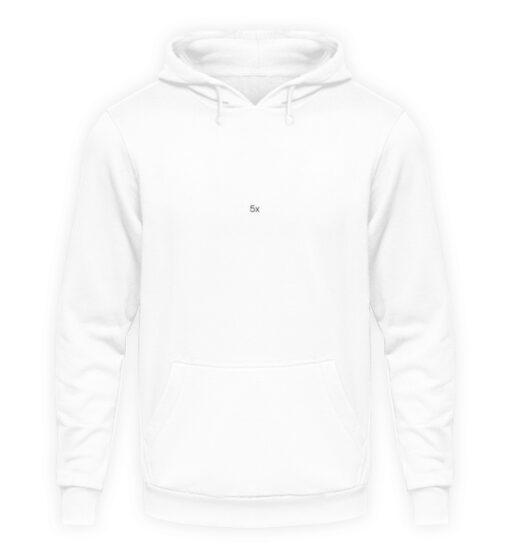 5x - Unisex Kapuzenpullover Hoodie-1478